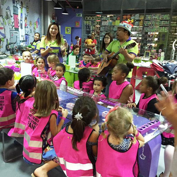 Kidz Factory Wahda Mall UAE @HalaRewards