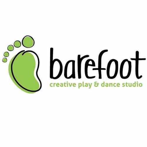 barefoot-logo creative play and dance studio
