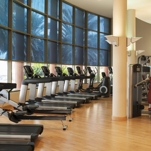 sheraton abu dhabi hotel & resort | fitness center
