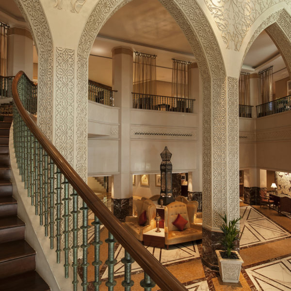 sheraton abu dhabi hotel & resort | Lobby