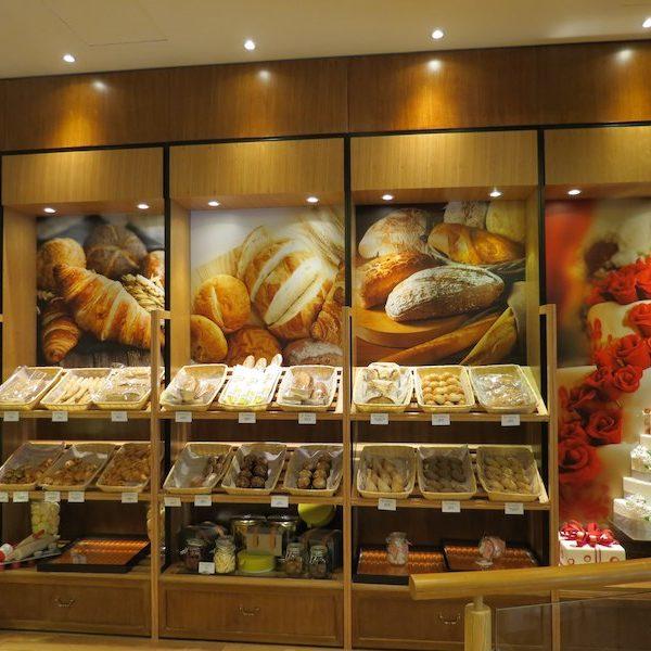 French Bakery Corner Sofitel Hotel